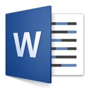 Microsoft word 2016 icon