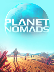 Planet nomads game icon