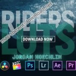 Jordan Hoechlin – Riders LUTs for Final Cut Pro X, Photoshop, After Effects and more (Win/macOS)