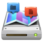 Disk Map Visualize Hard Drive Usage and Free Up Space icon