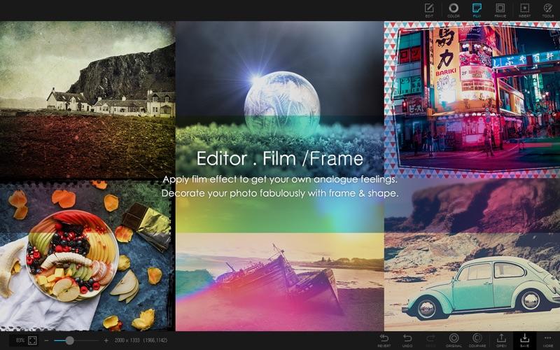 PhotoScape X - Photo Editor Screenshot 3