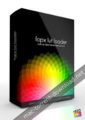 Pixel film studios fcpx lut loader for fcpx icon