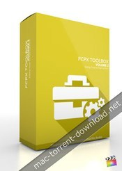 Pixel film studios fcpx toolbox volume 2 editing tools for fcpx icon