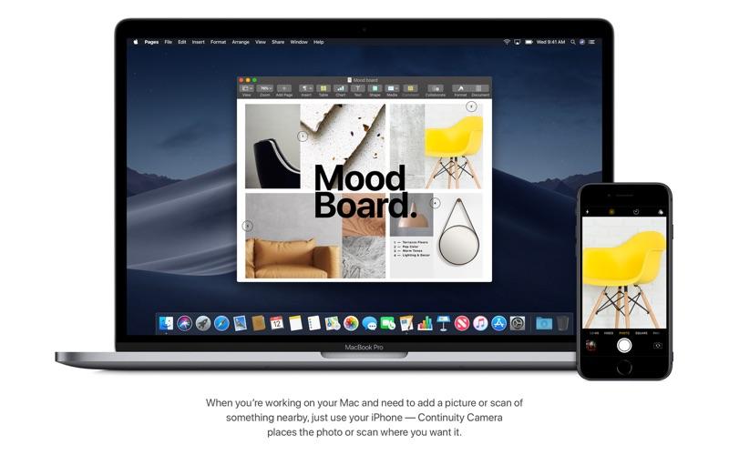 macOS Mojave Screenshot 3