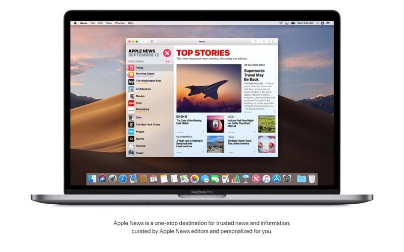 macOS Mojave Screenshot 4
