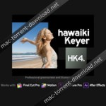Hawaiki Keyer 4 for Final Cut Pro X, AE & Premiere