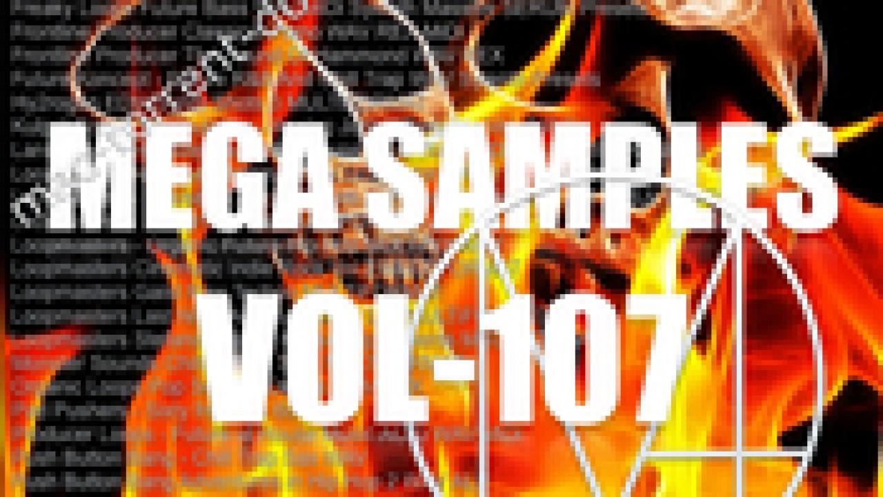 MEGA SAMPLES VOL-107 - Mac Torrents