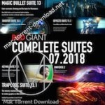 Red Giant Complete Suite 2018 (22.07.2018) for Adobe CS5 – CC 2018