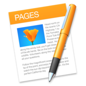 Pages 5 by apple icon