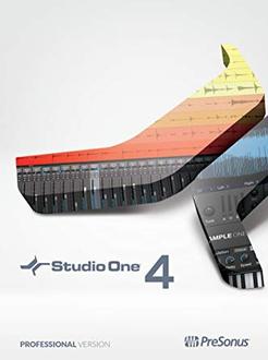 Presonus studio one 4 professional creative music environment icon