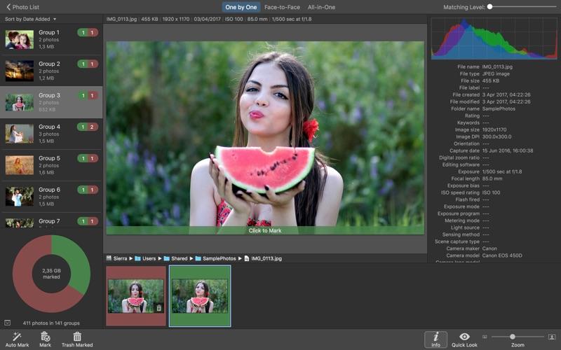 PhotoSweeper Screenshot 3