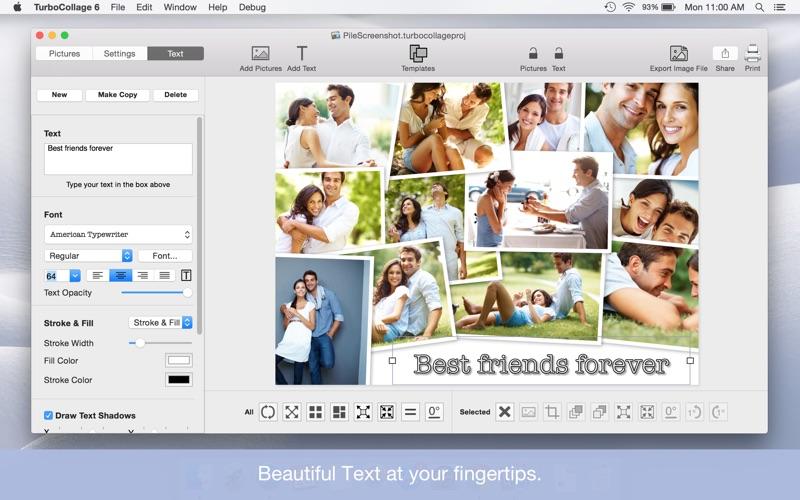 TurboCollage 6 - Collage Creator Screenshot 2 oxw2ho