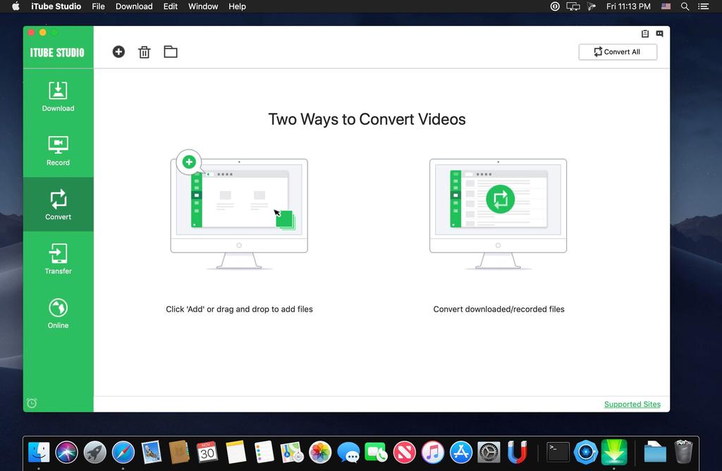 iTube Studio 7351 Screenshot 03 ikzebln