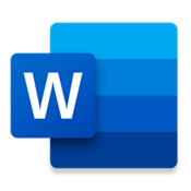 Microsoft word 2019 16 icon