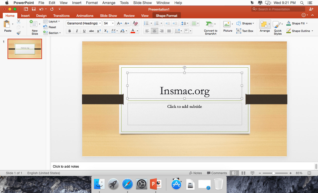 Microsoft Office 2019 for Mac 1629 VL Multilingual Screenshot 02 y9g7x6n