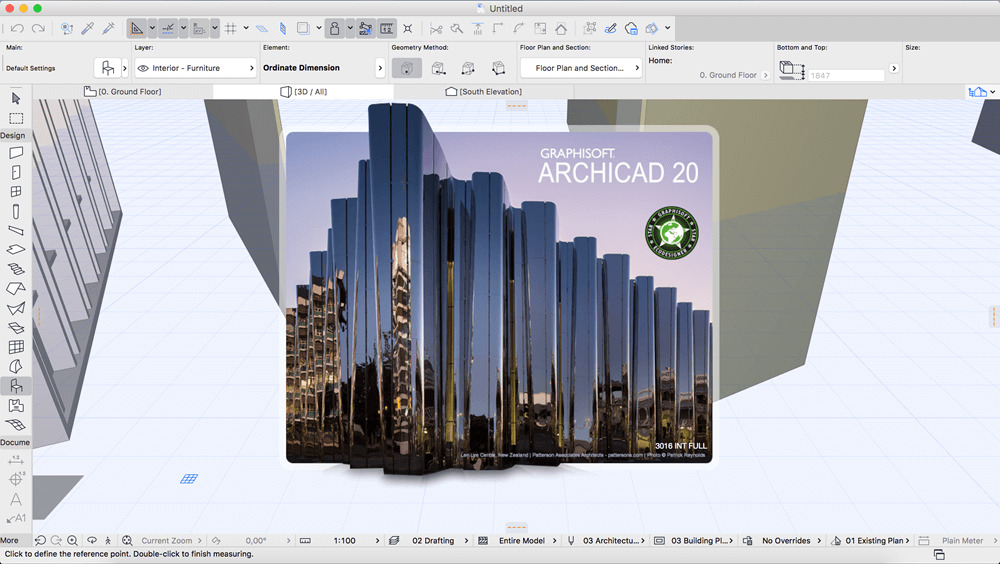 GRAPHISOFT ARCHICAD 23 Build 3003 Screenshot 03 1do8xpry