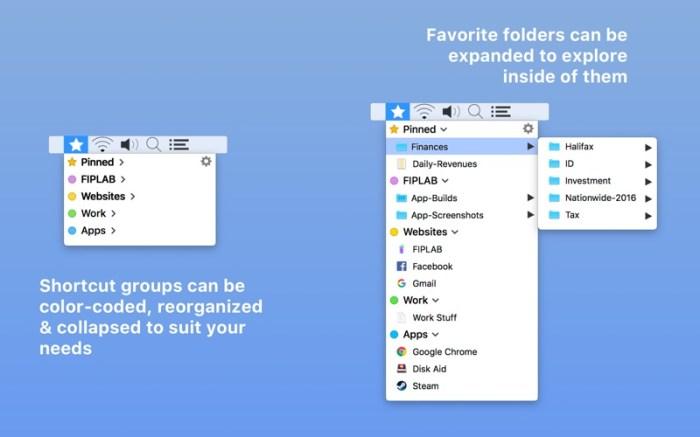 Shortcut Bar - Instant Access Screenshot 02 xzsuo6n