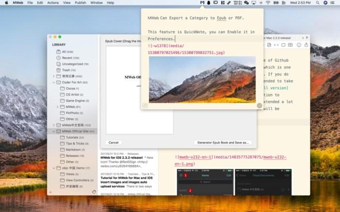 MWeb Screenshot 3 7kk8mgn