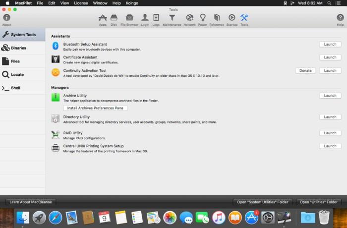 MacPilot 110 Screenshot 03 ikzcgxn