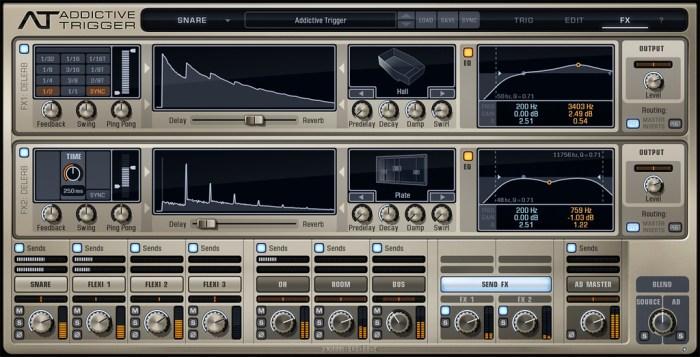XLN Audio Addictive Trigger Complete v113 Win Mac Screenshot 03 cw1p6uy