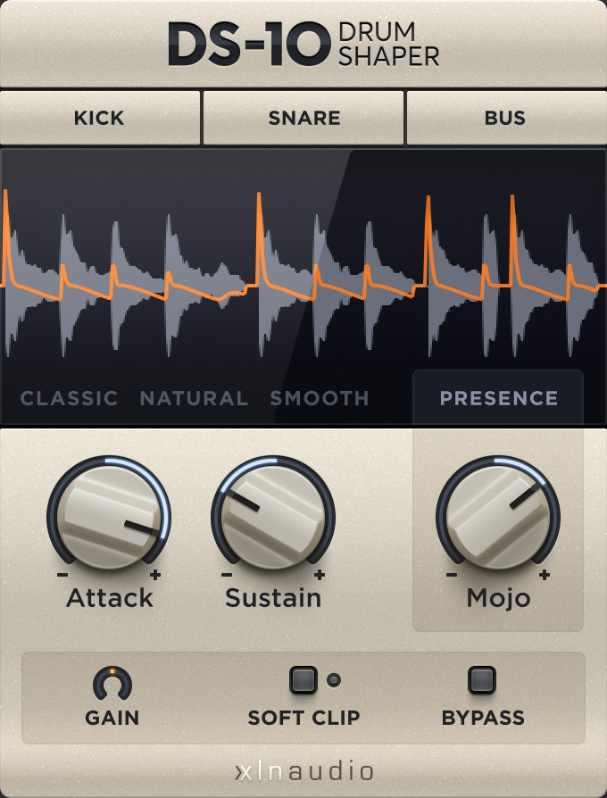 XLN Audio DS_10 Drum Shaper v105 Win Mac Screenshot 02 1q2k80iy