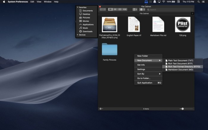 File Cabinet Pro Screenshot 03 n33jzwy