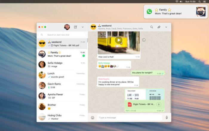 WhatsApp Desktop Screenshot 01 139o15by