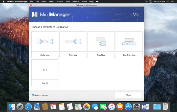 Mindjet MindManager for Mac 121190 Screenshot 02 15hd5d3n