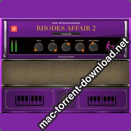 Audiolounge Urs Wiesendanger Rhodes Affair 2 Preset Player icon