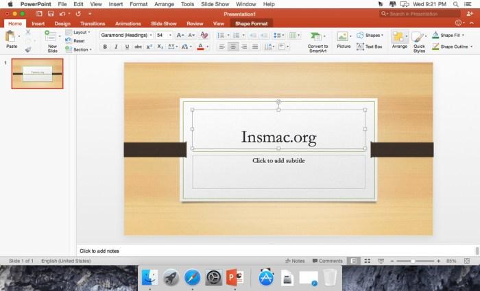 Microsoft Office 2016 for Mac 161615 VL Screenshot 02 chzsn0y