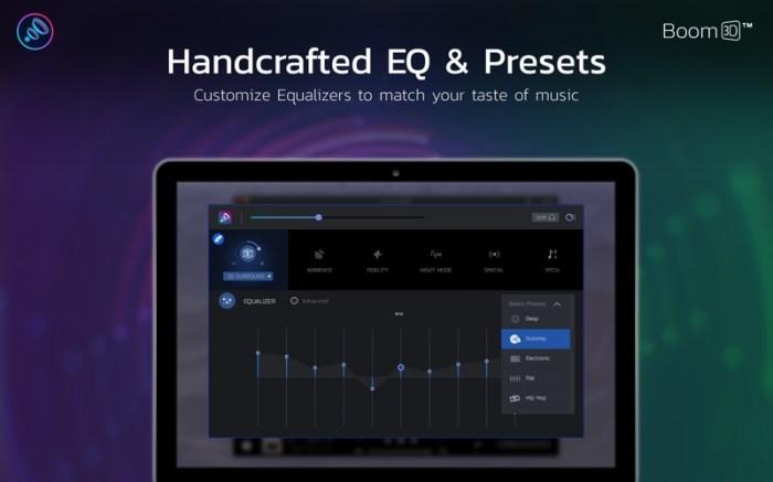 Boom3D: Volume Booster and EQ Screenshot 3 1f2tkmhn