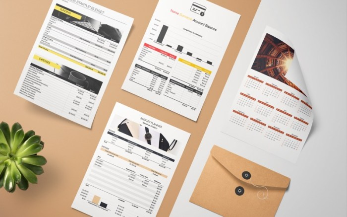 DesiGN for Numbers - Templates Screenshot 03 q4rd3my