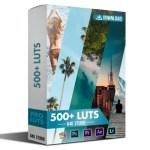 540+ Cinematic LUTS Pack (Win/Mac)