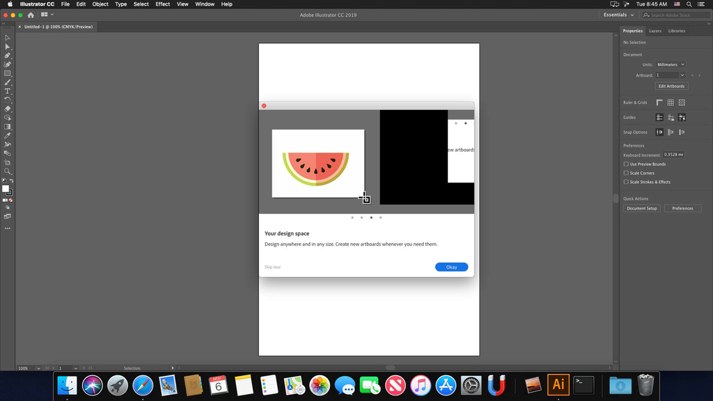 Adobe Illustrator CC 2019 v231 Screenshot 02 bj5hafy