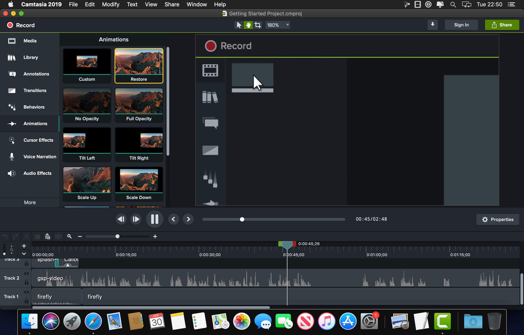 TechSmith Camtasia 201903 Screenshot 02 bj15fhy