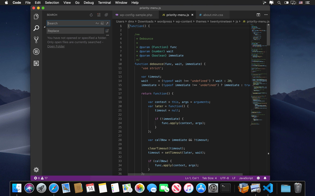Visual Studio Code 1400 Screenshot 03 bn94ovy