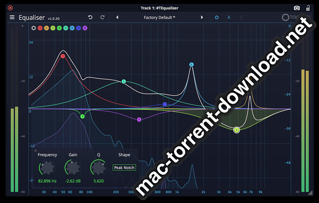 Tracktion Software DAW Essentials Collection Screenshot 01 ivgf5ty