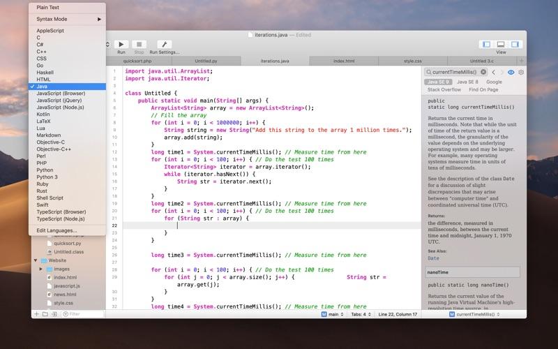 CodeRunner 3 Screenshot 05 1mw27d4y