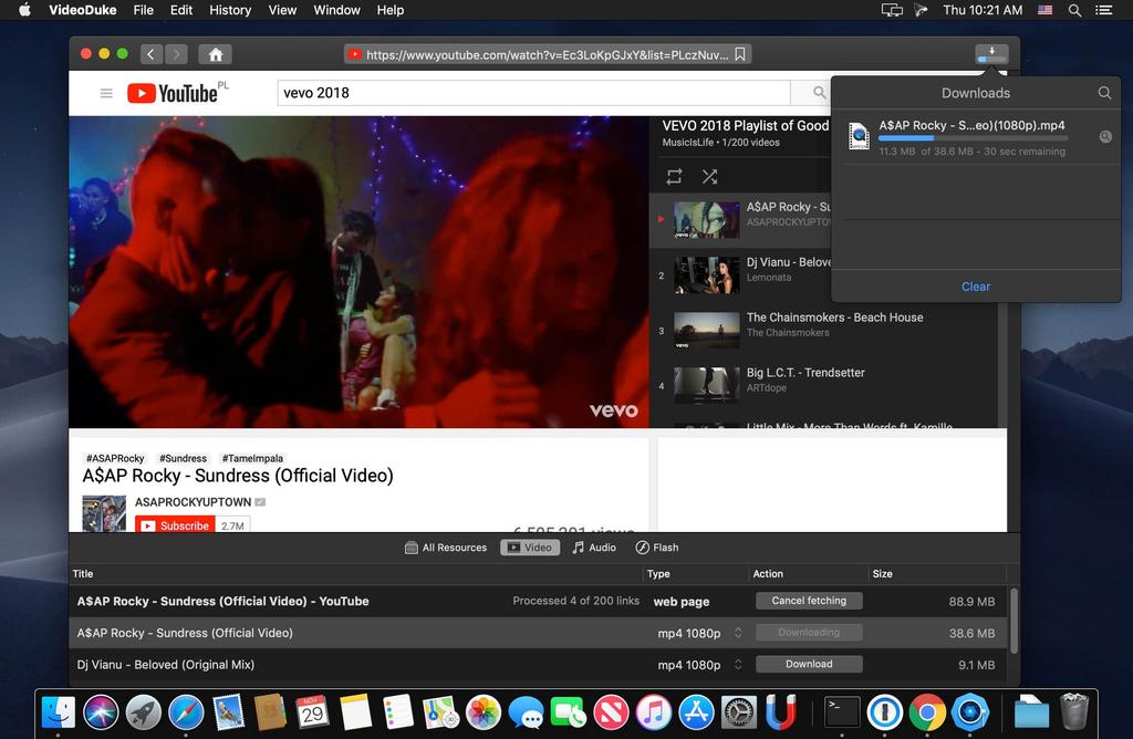 VideoDuke 14 250 Screenshot 03 ugzewny