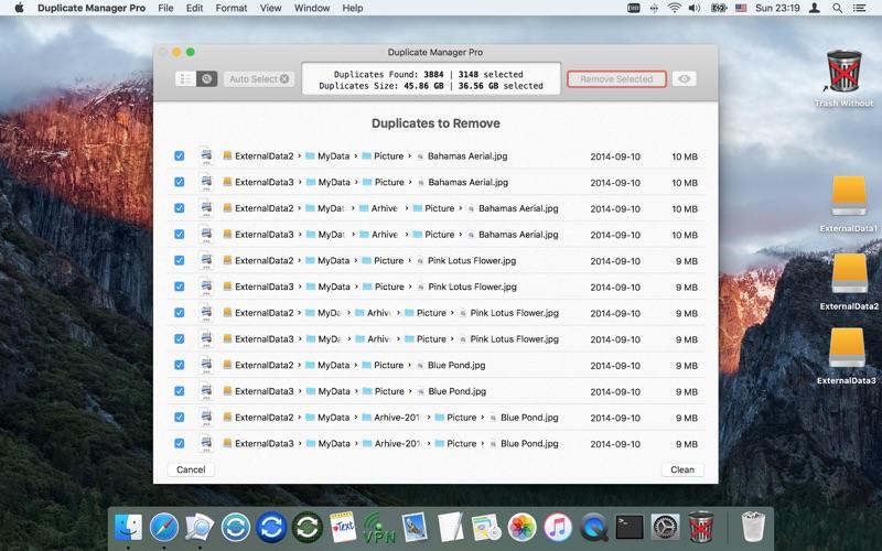 Duplicate Manager Pro Screenshot 03 kkgujy