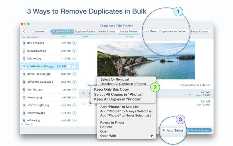 Duplicate File Finder Remover Screenshot 04 1izw30sn