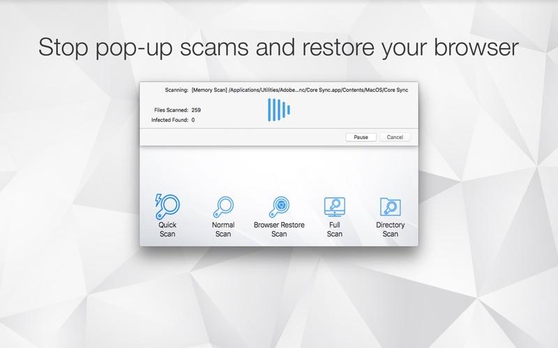 Antivirus Zap - Virus & Adware Screenshot 03 tb0hqgy
