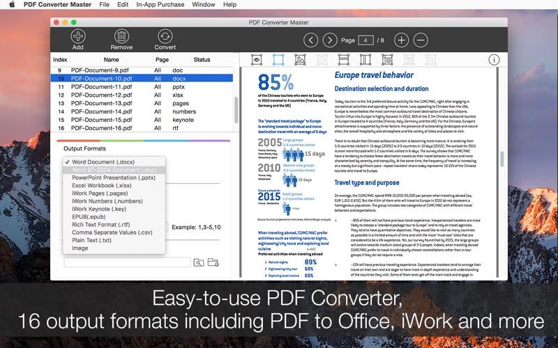 PDF Converter Master Screenshot 01 bn94ovy