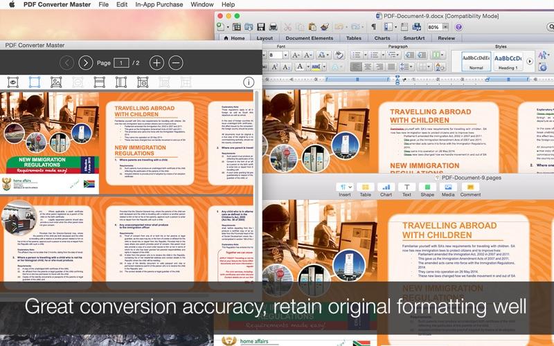 PDF Converter Master Screenshot 02 bn94ovy