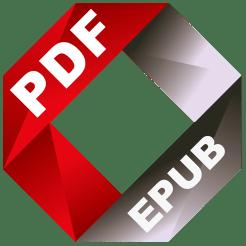 Lighten PDF to EPUB Converter icon