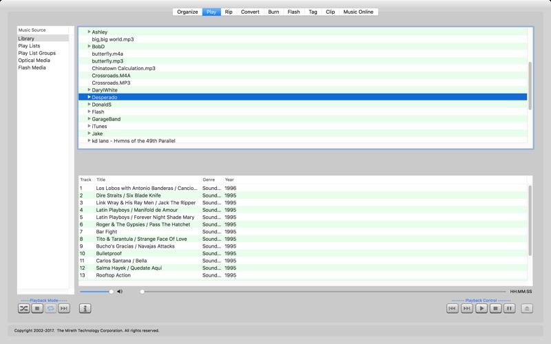 mirethMusic Screenshot 02 t7fiagy