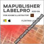 Avenza MAPublisher for Adobe Illustrator 10.5