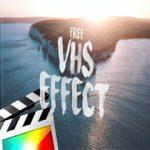 Ryan Nangle – VHS Effects for Final Cut Pro