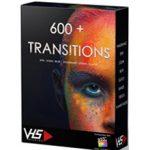 VHS 600+ Final Cut Transitions