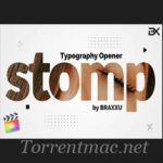 Videohive - Typography Opener